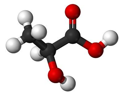 acido lactico