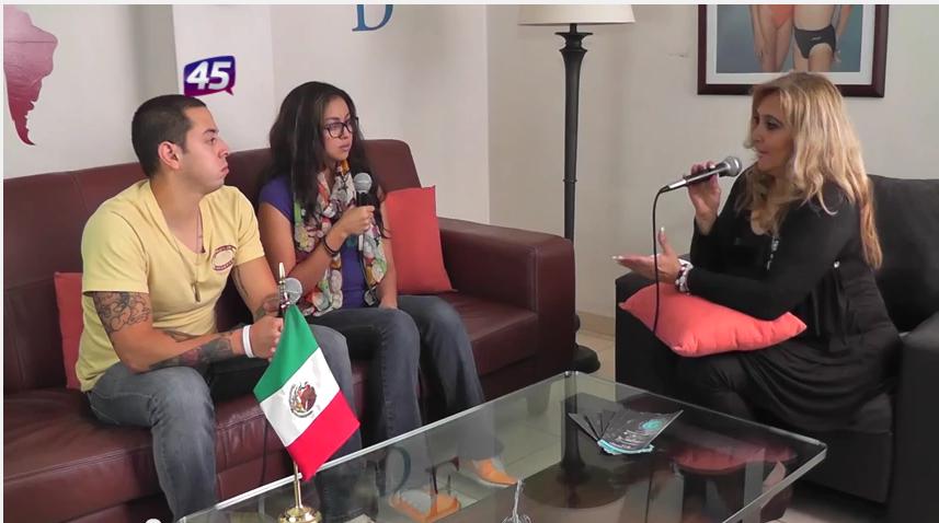 Entrevista a Toto y Pali por Ceci Infante