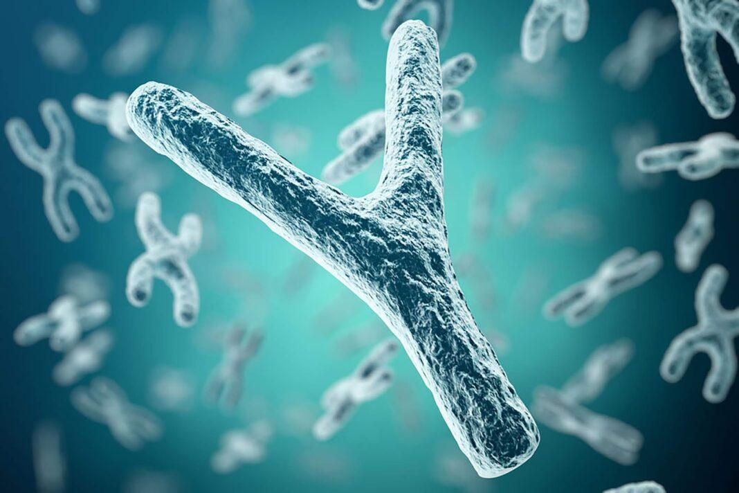 Deleción parcial del cromosoma Y