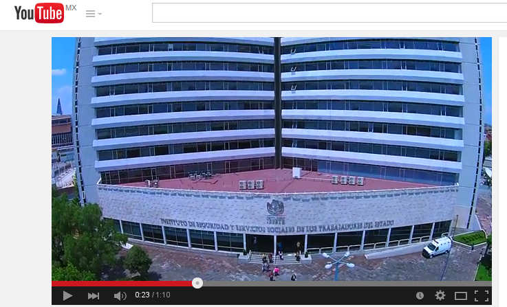 """Edificio conocido como """"El Libro"""", sede del ISSSTE y de la Semana Global 2015 de Enfermedades Raras, a celebrarse en laciudad de México en Buenavista, del 12 al 16 de octubre de 2015"""