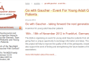Participación en «Go with Gaucher!»
