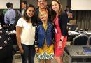 Pali Peña, Durhane Wong-Rieger, Lisa Phelps y Yann LeCam en 3a reunión anual de RDI en Barcelona 2017