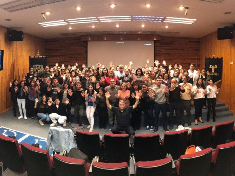 Facultad de Psicología de la UNAM en Ciudad Universitaria, CDMX, Día de las Enfermedades Raras EERR 2019