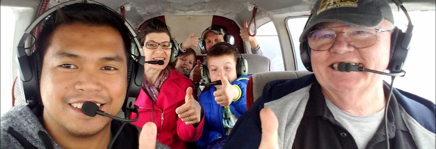 PALS eleva los espíritus de los pacientes de enfermedades raras al ofrecer vuelos gratis