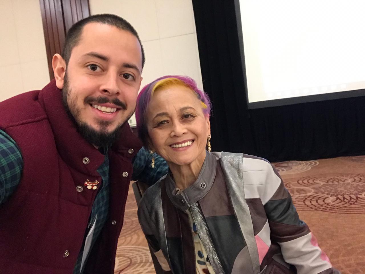 Toto Peña asisitó a Re(ACT) 2019 y al Diálogo Internacional CORD-RDI