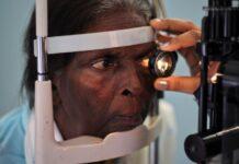 Raro síndrome, ceguera