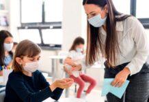contagio, COVID-19, niños