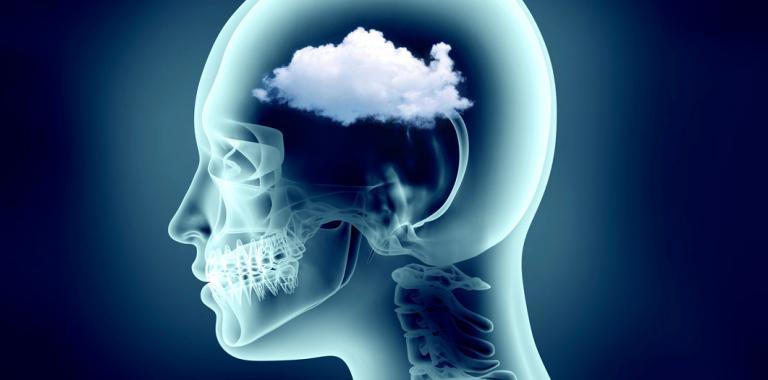 niebla mental, pacientes COVID-19