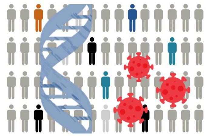 Susceptibilidad genética COVID-19
