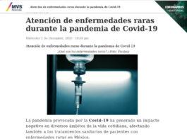 Ana Francisca Vega entrevista a David Peña para MVS Noticias