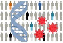 análisis genético pacientes COVID19 grave nuevas vías terapéuticas enfermedad