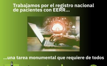 Hacia el registro nacional de pacientes con EERR, FEMEXER y AcceSalud