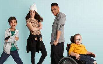 línea ropa adaptable Kohl ninos discapacidad
