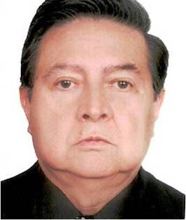 Dr. Luis Mateo Carbajal Rodríguez