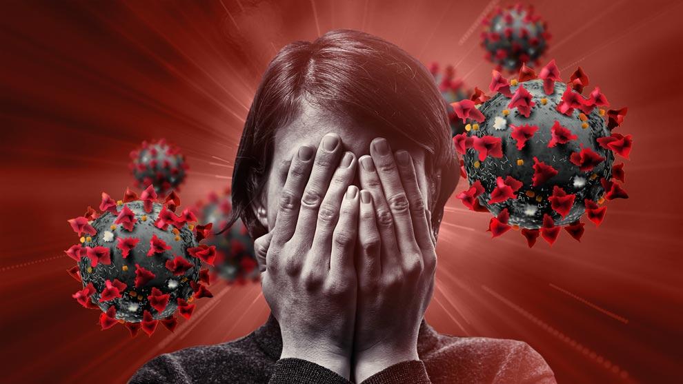 Estrés prolongado, efecto del coronavirus