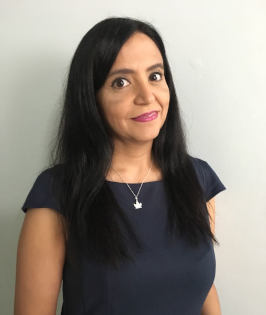 Lic Silvia Alejandra Zamora León
