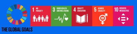 Los Objetivos de Desarrollo Sustentable (ODS) de la ONU para 2030 que afectan a las personas que viven con una enfermedad rara (PQVER)