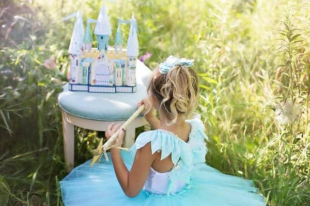 Esta adolescente con síndrome de Rett fue la princesa del día