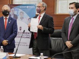 La OPS acompaña los esfuerzos de la COFEPRIS para el fortalecimiento del Sistema Nacional de Farmacovigilancia